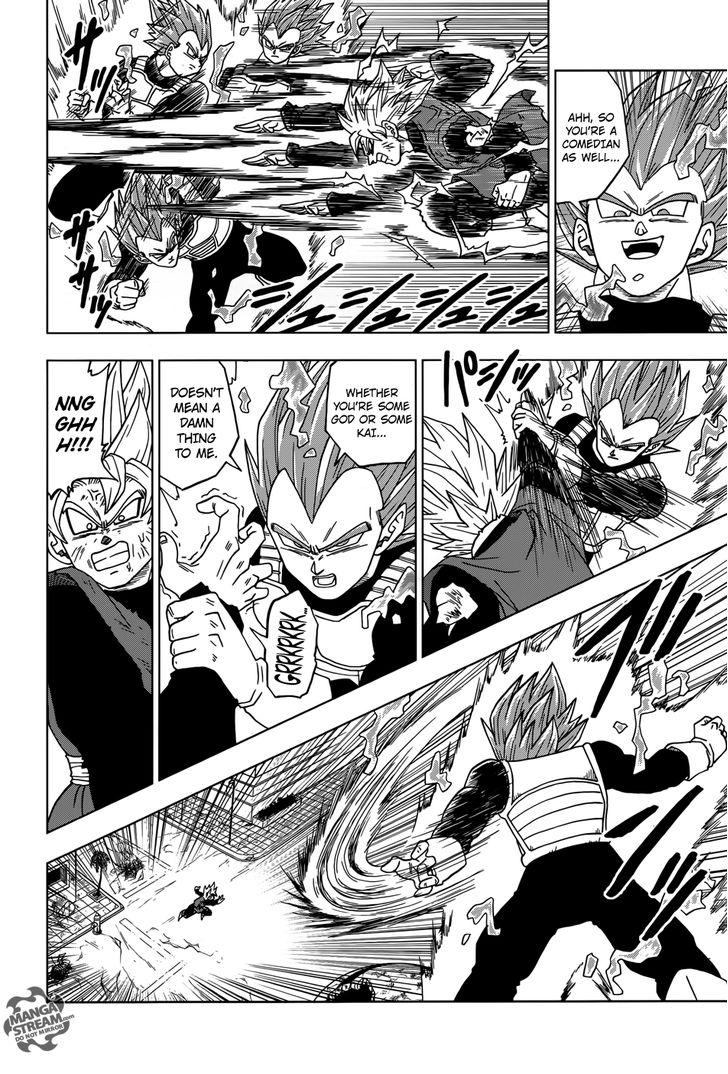 Dragon Ball Super Chapter 19  Online Free Manga Read Image 26
