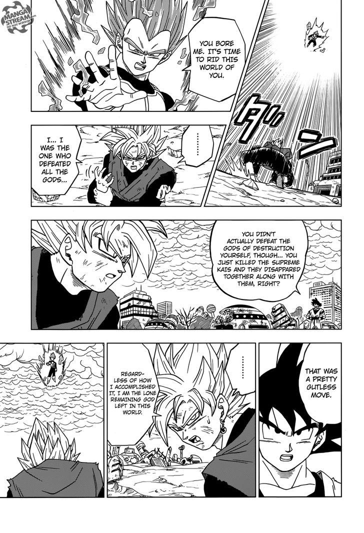 Dragon Ball Super Chapter 19  Online Free Manga Read Image 27