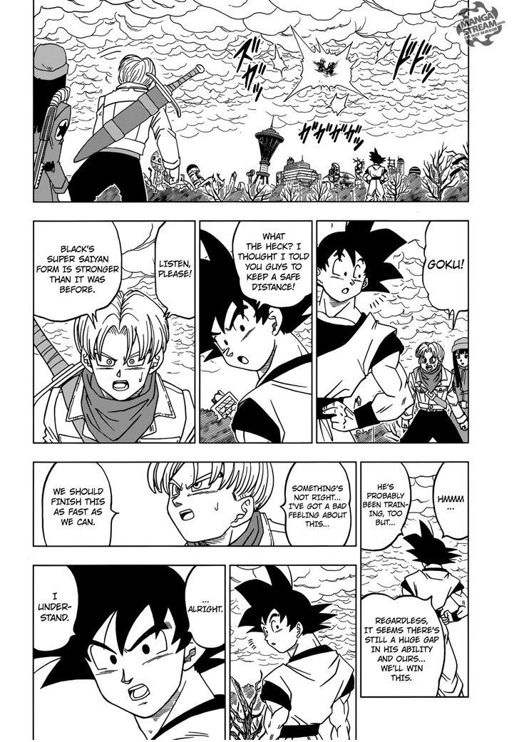 Dragon Ball Super Chapter 19  Online Free Manga Read Image 34