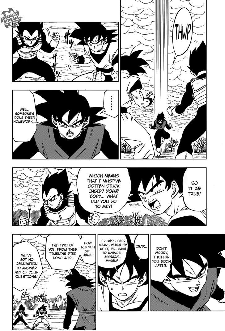 Dragon Ball Super Chapter 19  Online Free Manga Read Image 4