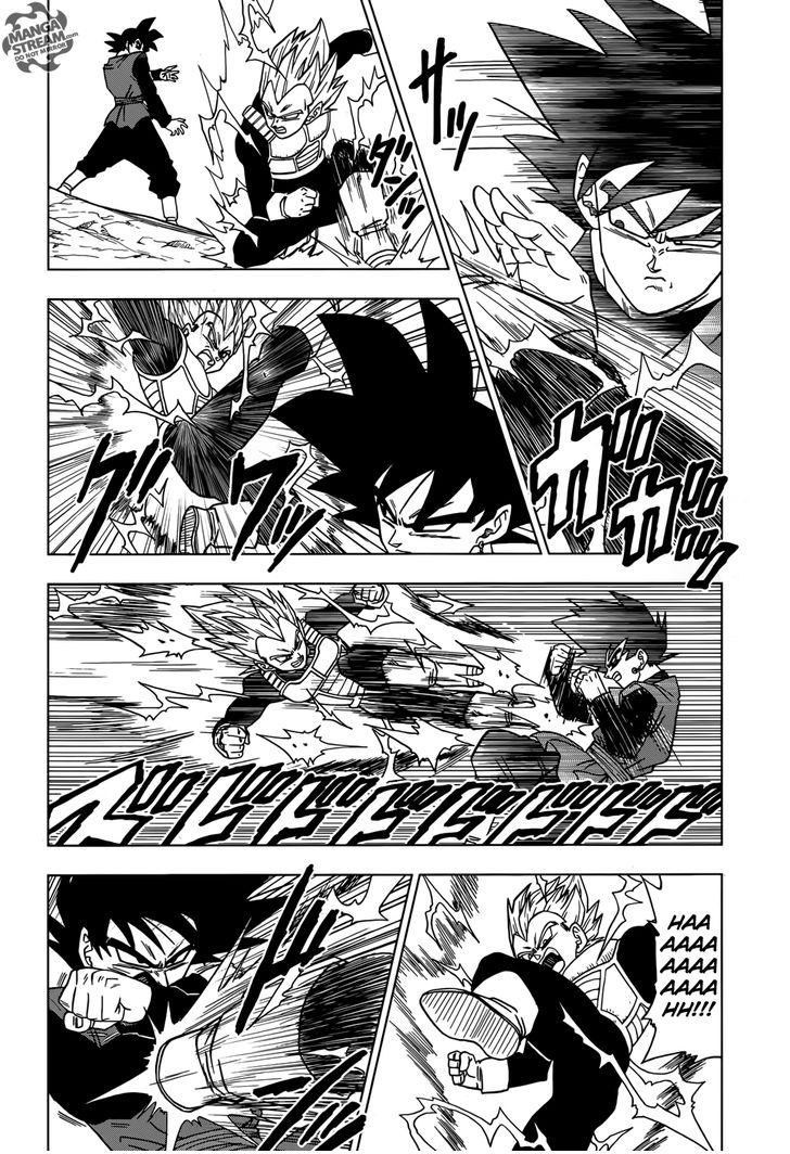 Dragon Ball Super Chapter 19  Online Free Manga Read Image 6
