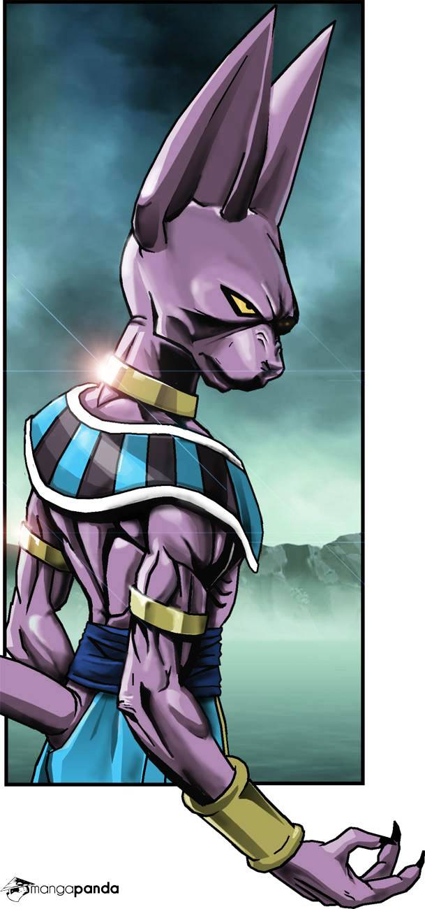 Dragon Ball Super Chapter 2  Online Free Manga Read Image 19