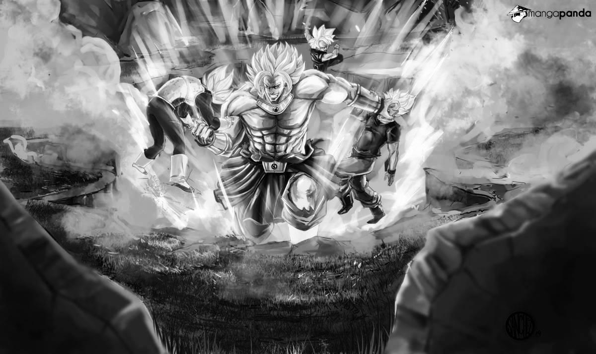 Dragon Ball Super Chapter 2  Online Free Manga Read Image 2
