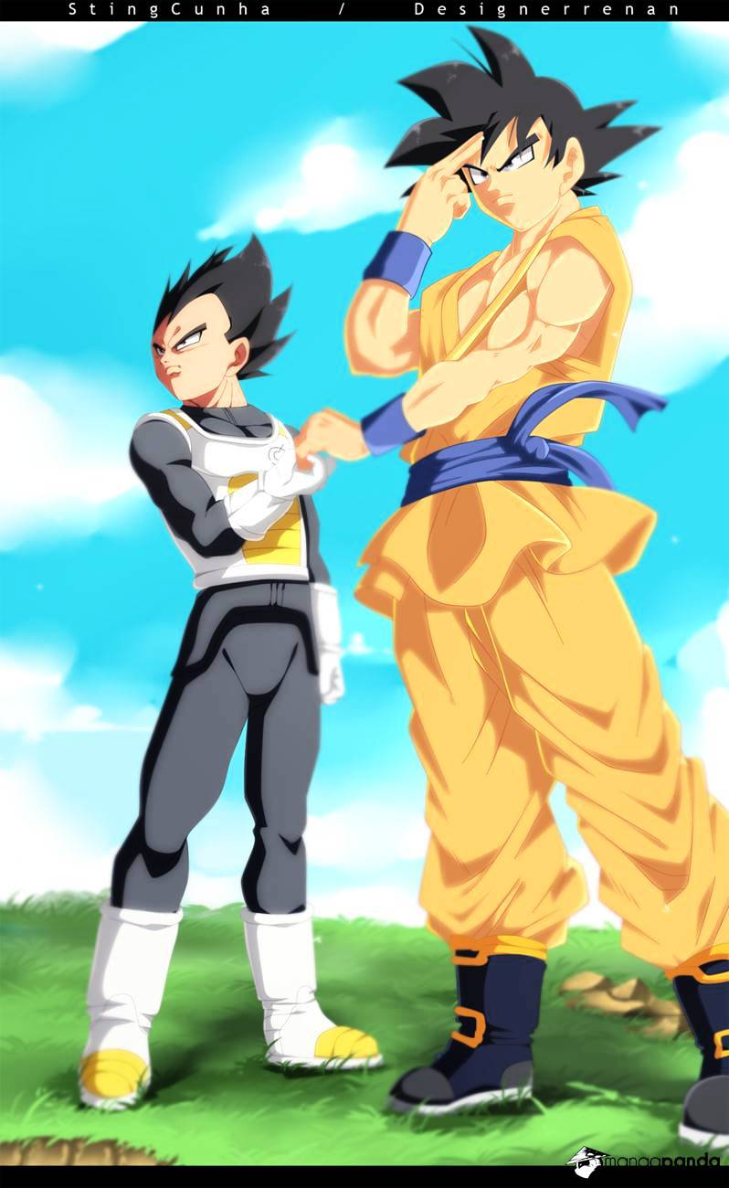 Dragon Ball Super Chapter 2  Online Free Manga Read Image 20