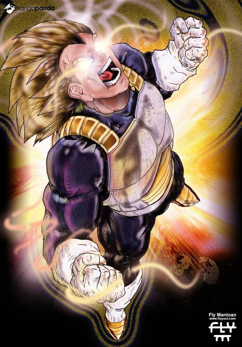 Dragon Ball Super Chapter 2  Online Free Manga Read Image 21