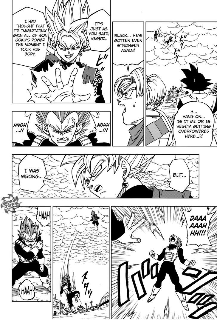 Dragon Ball Super Chapter 20  Online Free Manga Read Image 11