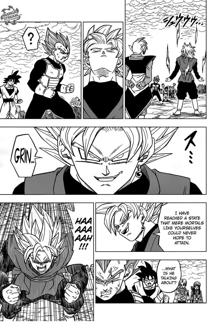 Dragon Ball Super Chapter 20  Online Free Manga Read Image 18