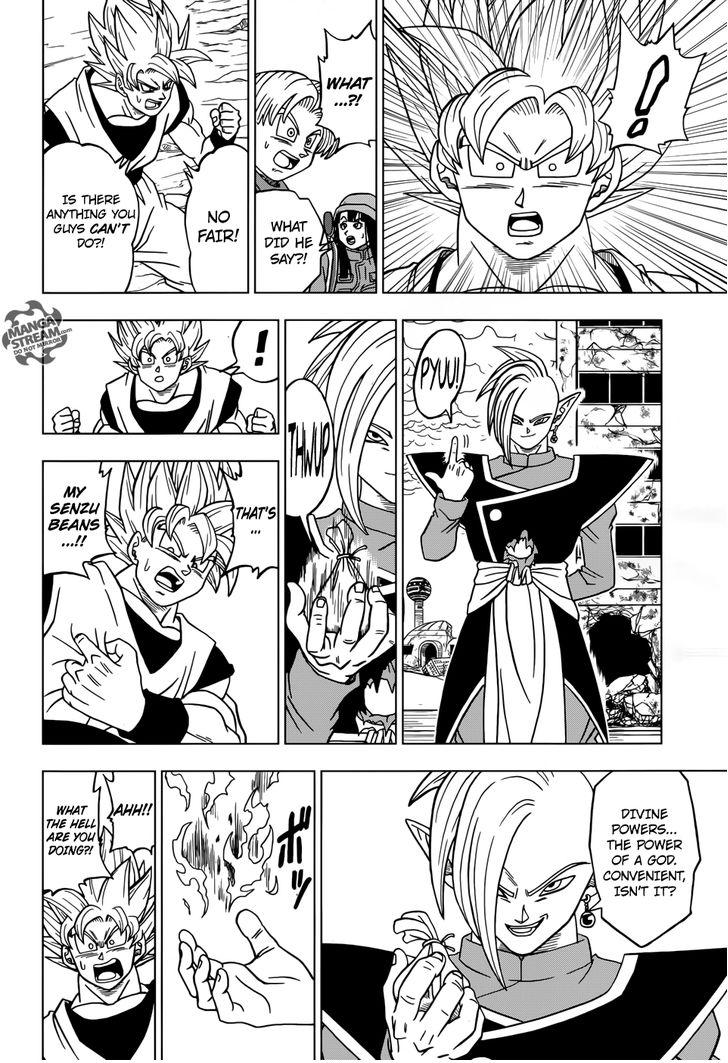 Dragon Ball Super Chapter 20  Online Free Manga Read Image 27