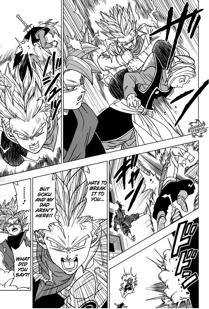 Dragon Ball Super Chapter 20  Online Free Manga Read Image 38