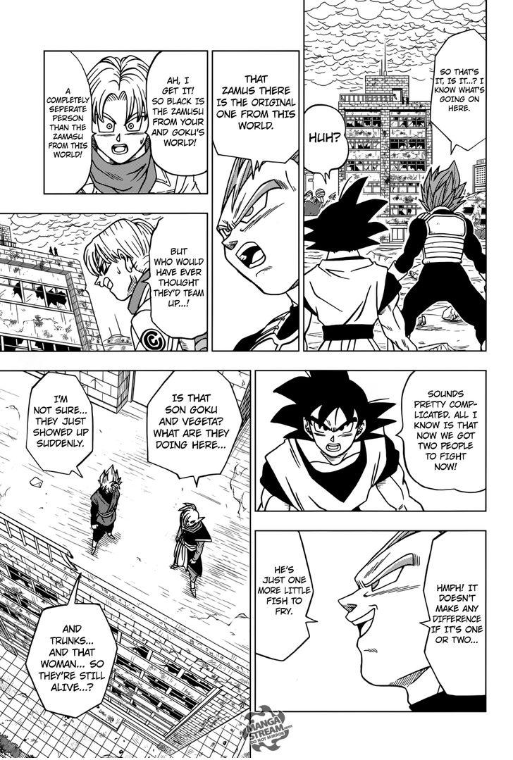 Dragon Ball Super Chapter 20  Online Free Manga Read Image 4
