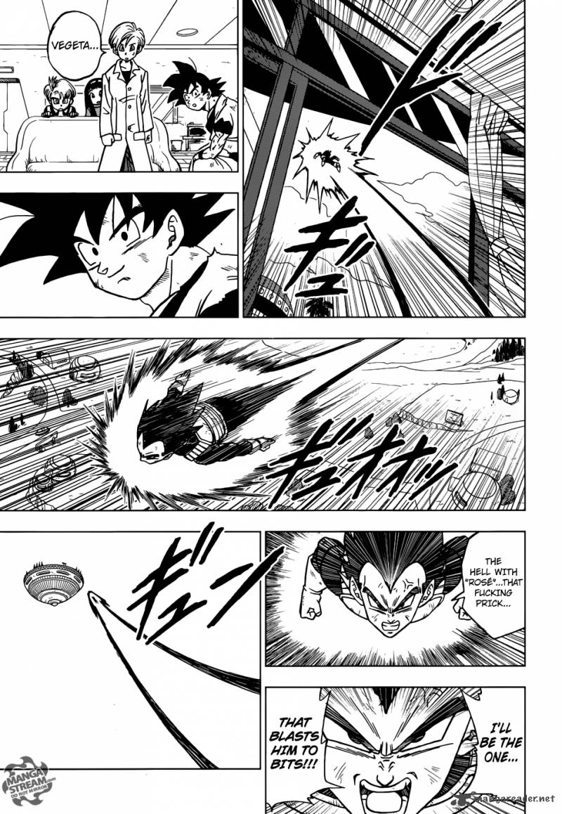 Dragon Ball Super Chapter 21  Online Free Manga Read Image 10
