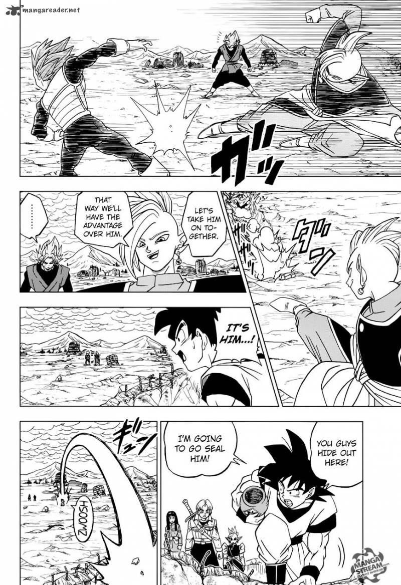 Dragon Ball Super Chapter 22  Online Free Manga Read Image 27
