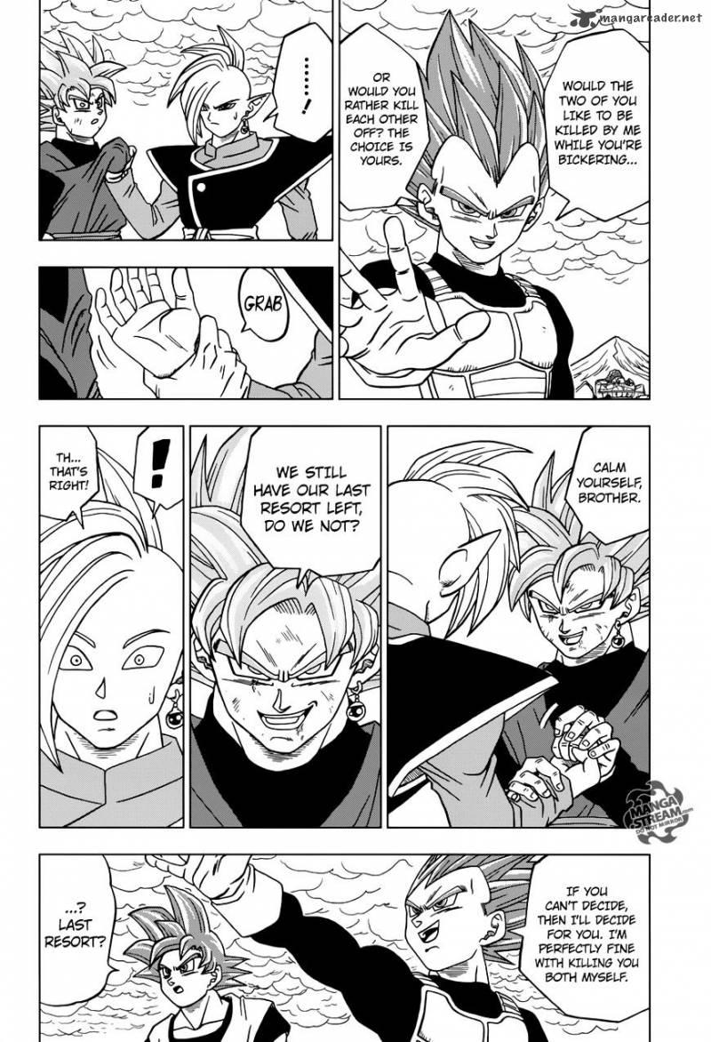 Dragon Ball Super Chapter 22  Online Free Manga Read Image 43
