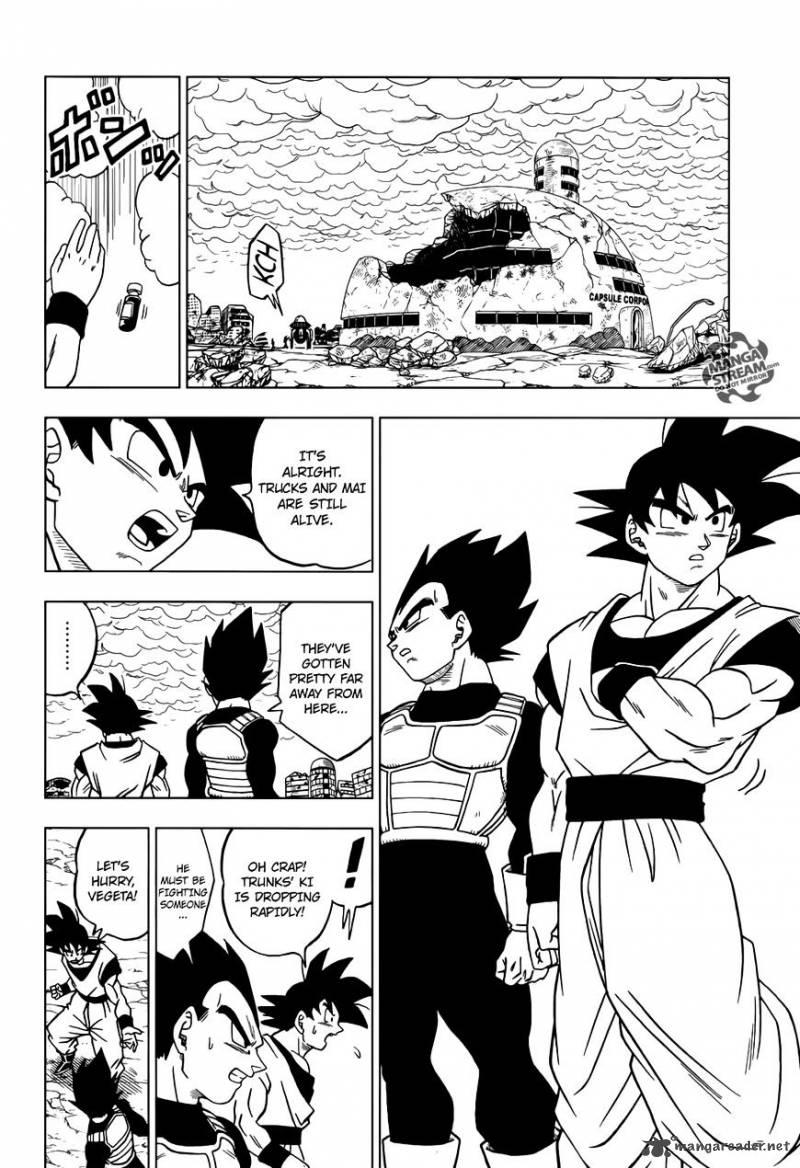 Dragon Ball Super Chapter 22  Online Free Manga Read Image 7