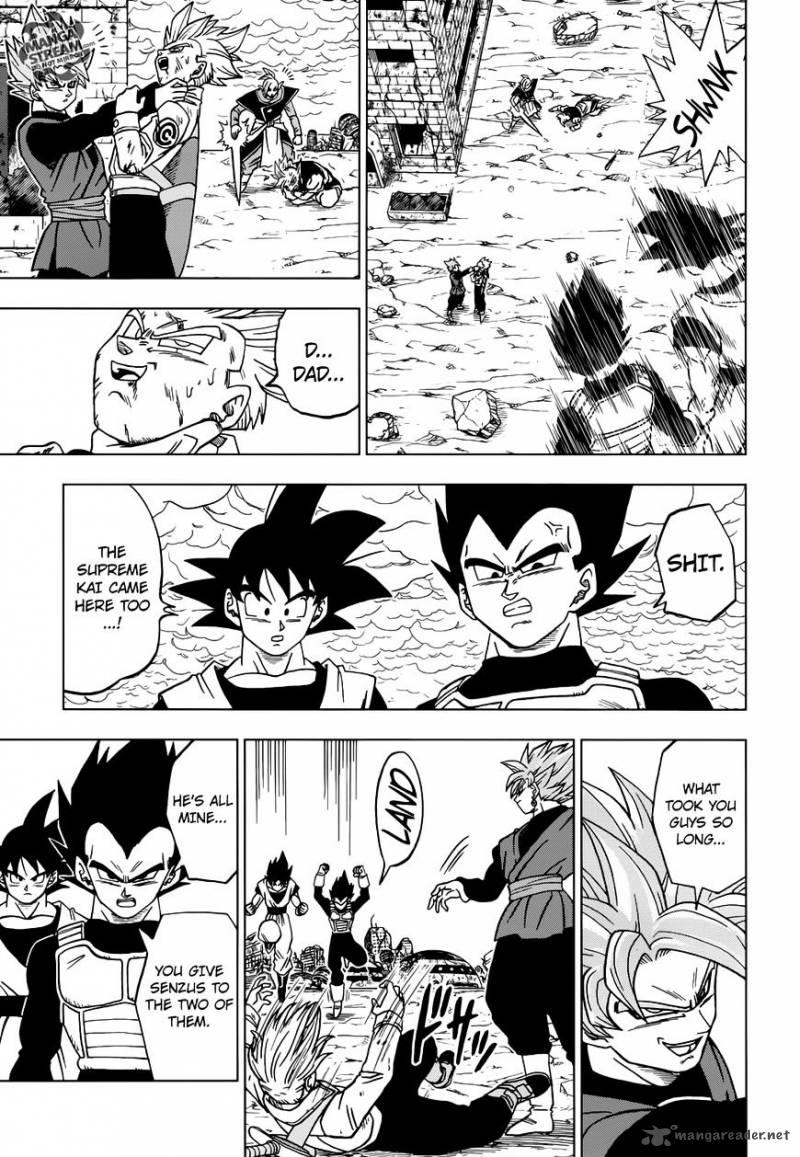Dragon Ball Super Chapter 22  Online Free Manga Read Image 8
