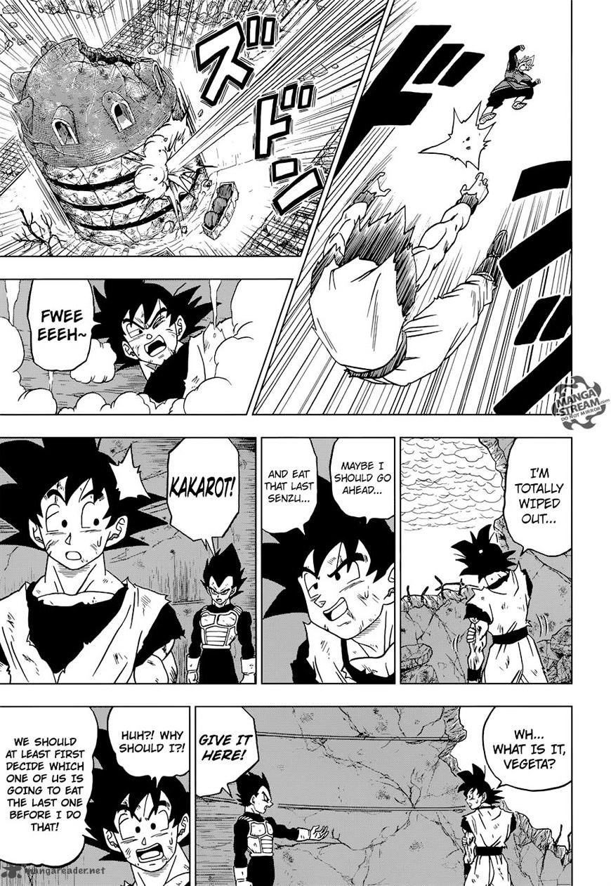 Dragon Ball Super Chapter 23  Online Free Manga Read Image 29