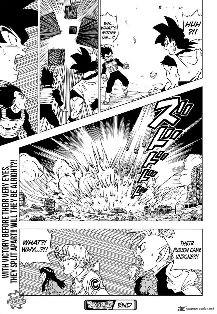 Dragon Ball Super Chapter 23  Online Free Manga Read Image 45