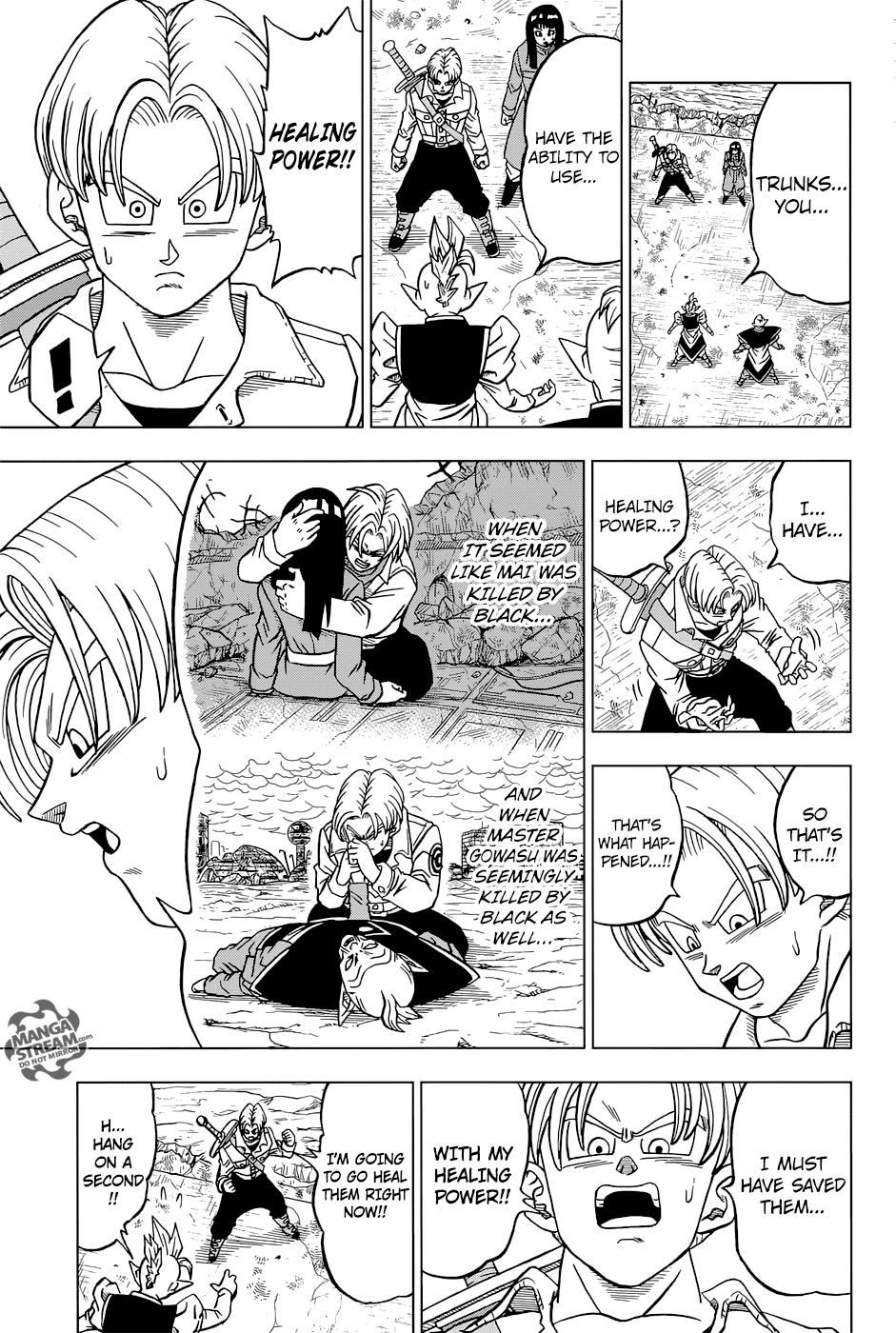 Dragon Ball Super Chapter 24  Online Free Manga Read Image 10