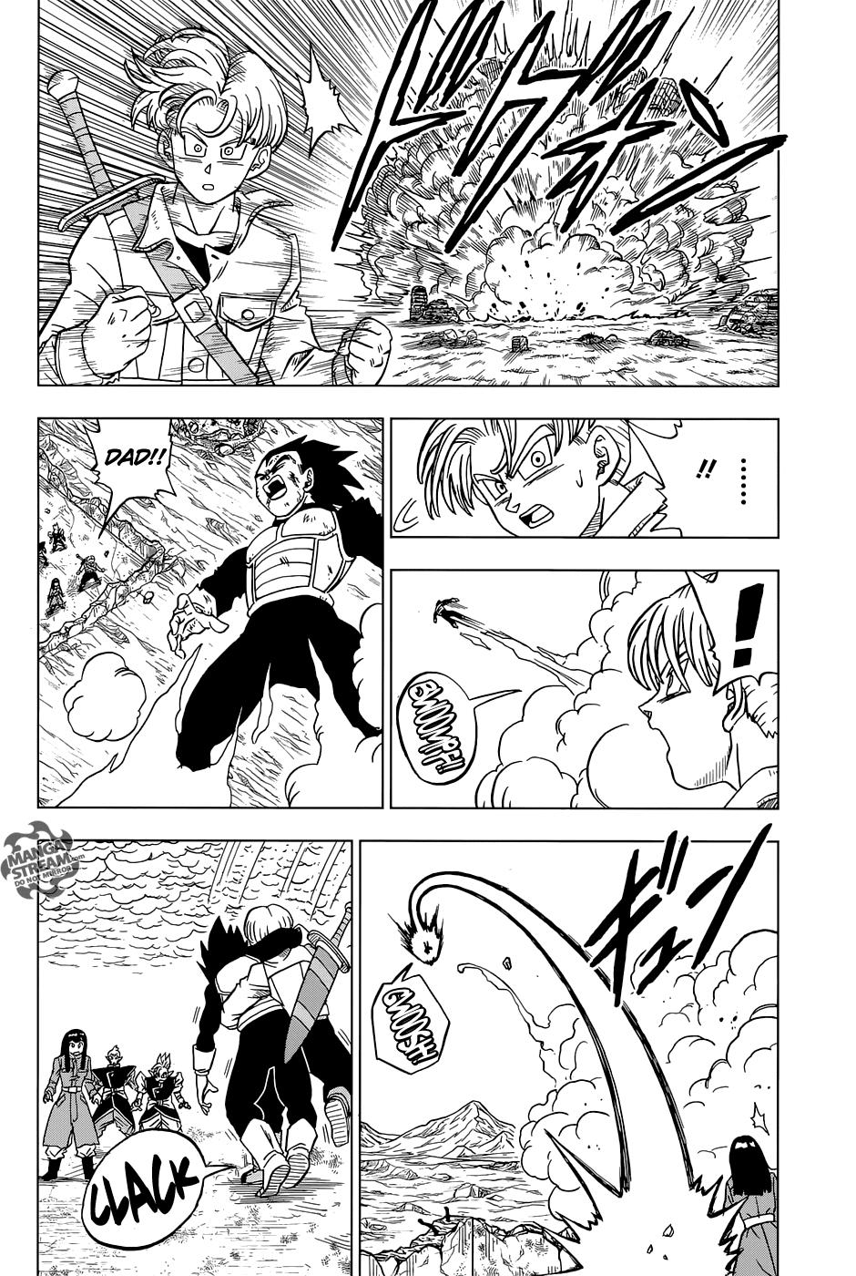 Dragon Ball Super Chapter 24  Online Free Manga Read Image 11