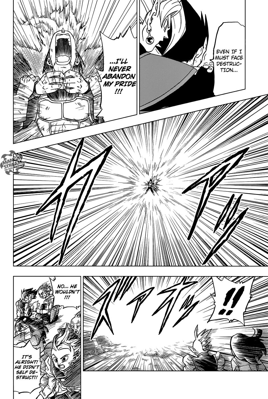 Dragon Ball Super Chapter 24  Online Free Manga Read Image 21