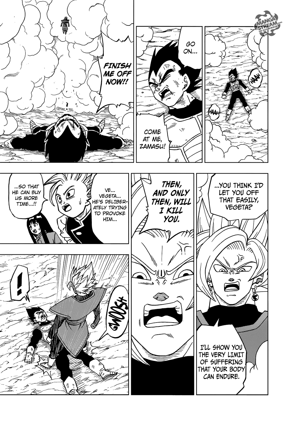Dragon Ball Super Chapter 24  Online Free Manga Read Image 22