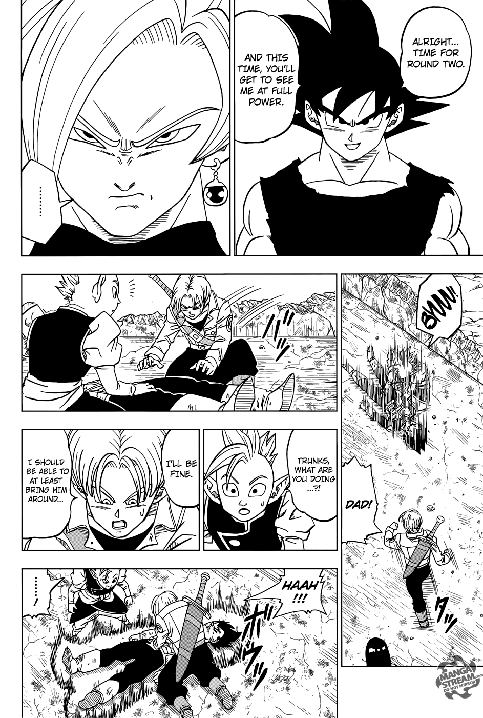 Dragon Ball Super Chapter 24  Online Free Manga Read Image 29
