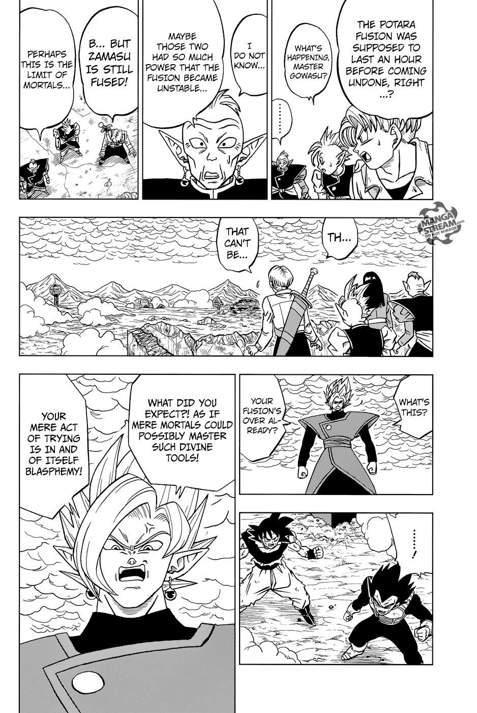 Dragon Ball Super Chapter 24  Online Free Manga Read Image 3