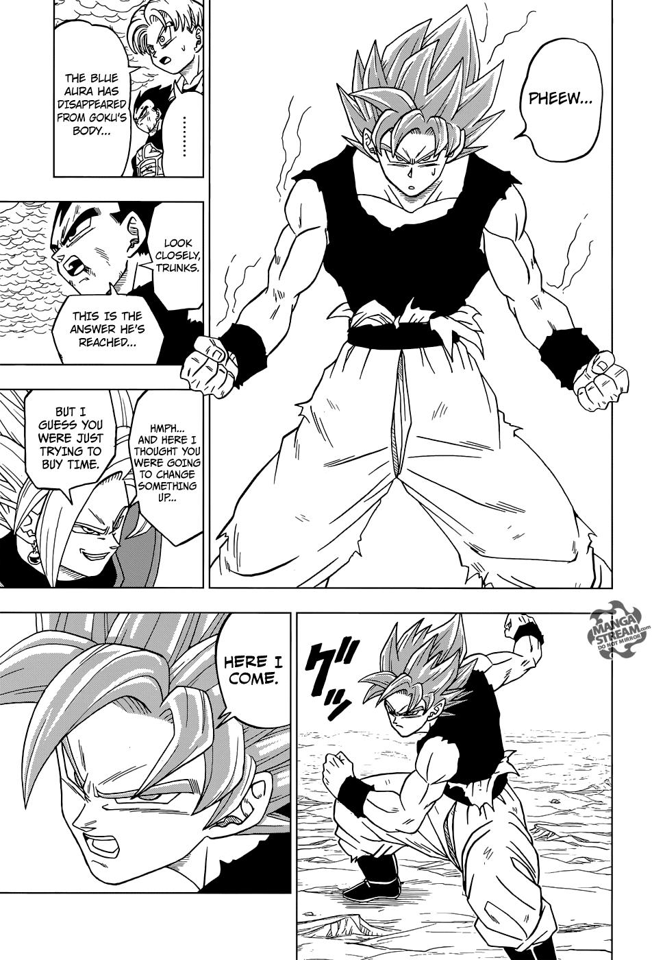 Dragon Ball Super Chapter 24  Online Free Manga Read Image 32