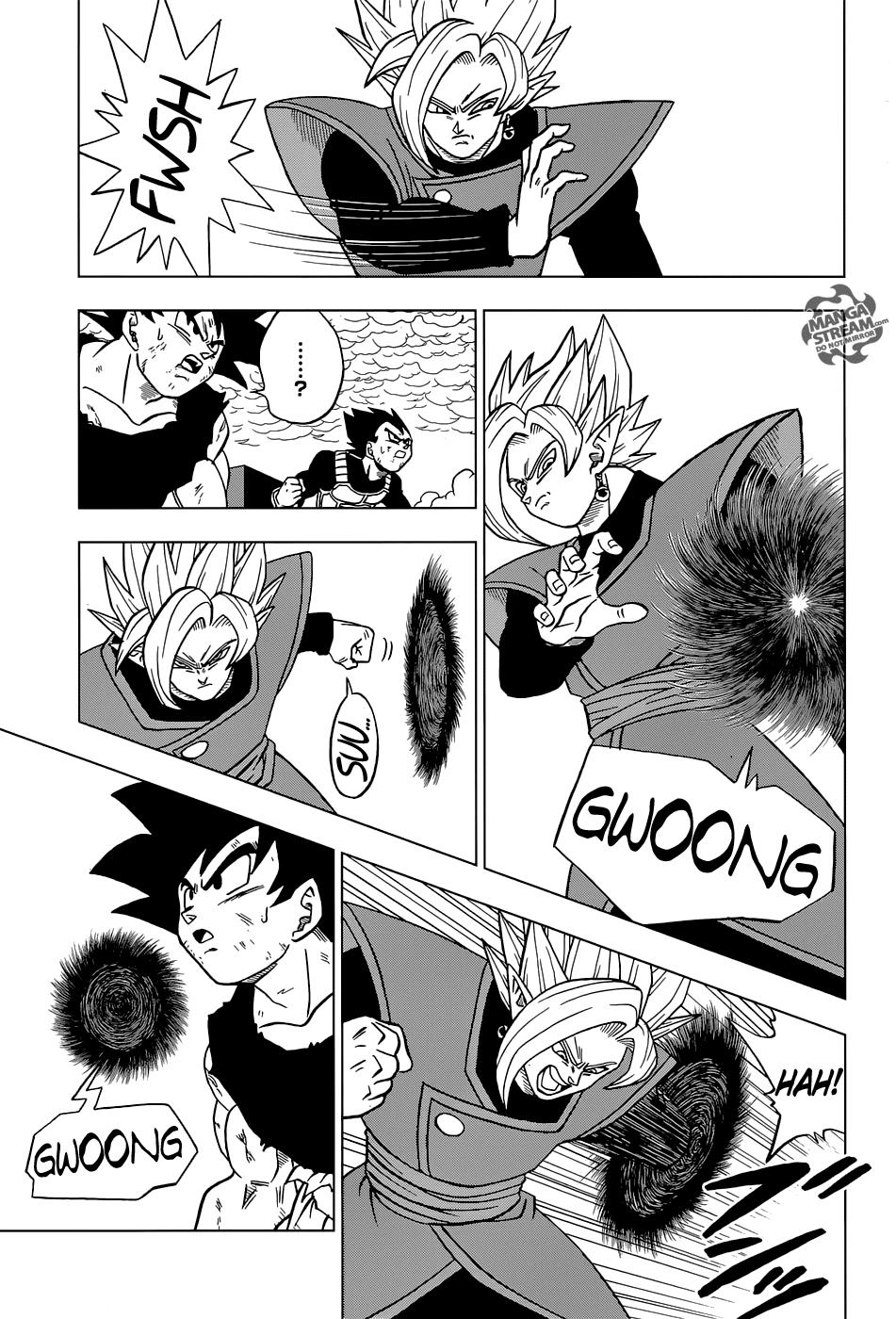 Dragon Ball Super Chapter 24  Online Free Manga Read Image 4