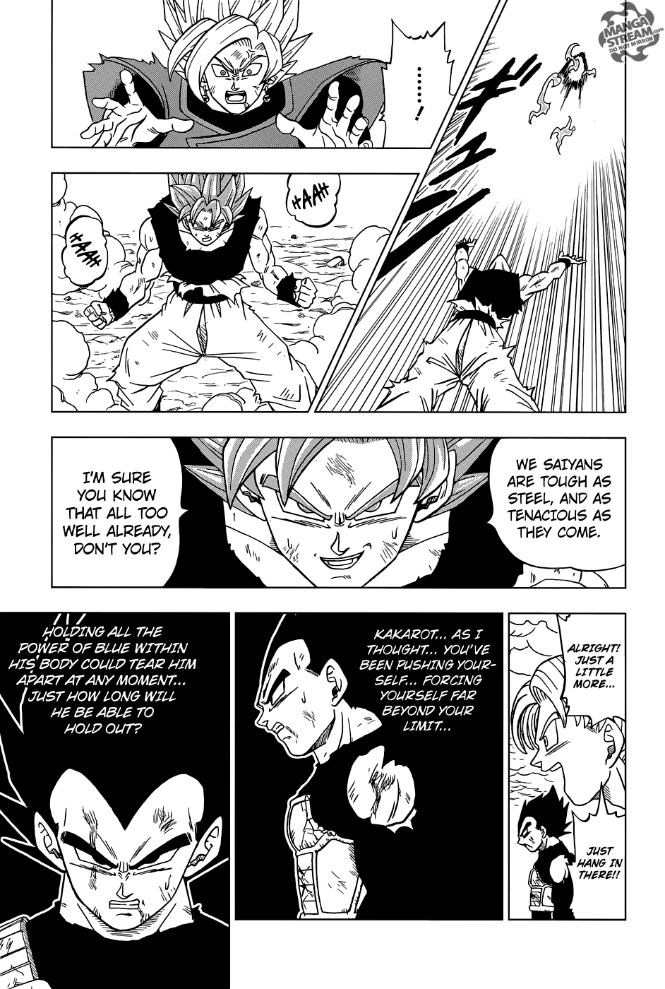 Dragon Ball Super Chapter 24  Online Free Manga Read Image 44