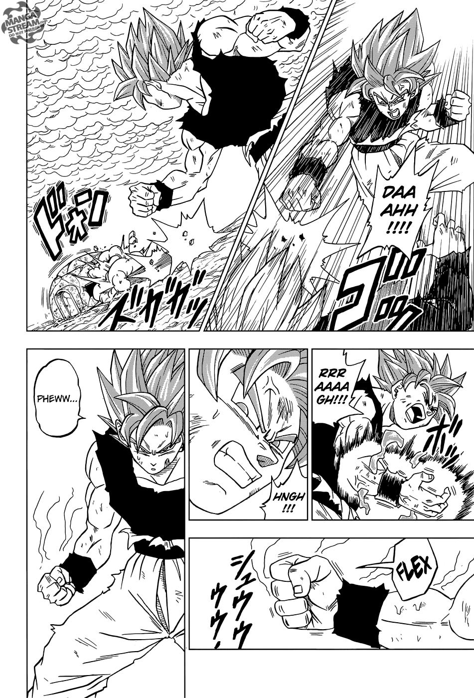 Dragon Ball Super Chapter 24  Online Free Manga Read Image 45