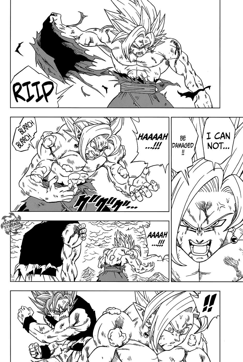 Dragon Ball Super Chapter 25  Online Free Manga Read Image 11