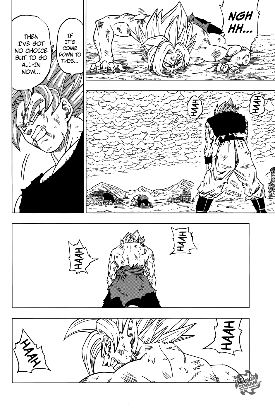 Dragon Ball Super Chapter 25  Online Free Manga Read Image 13
