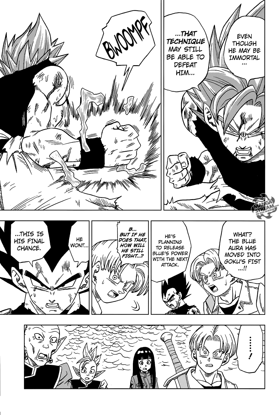 Dragon Ball Super Chapter 25  Online Free Manga Read Image 14