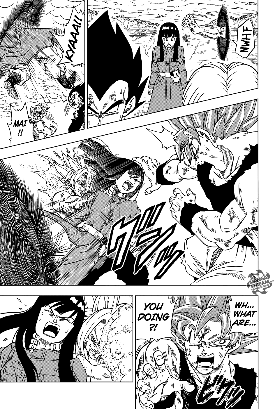 Dragon Ball Super Chapter 25  Online Free Manga Read Image 22