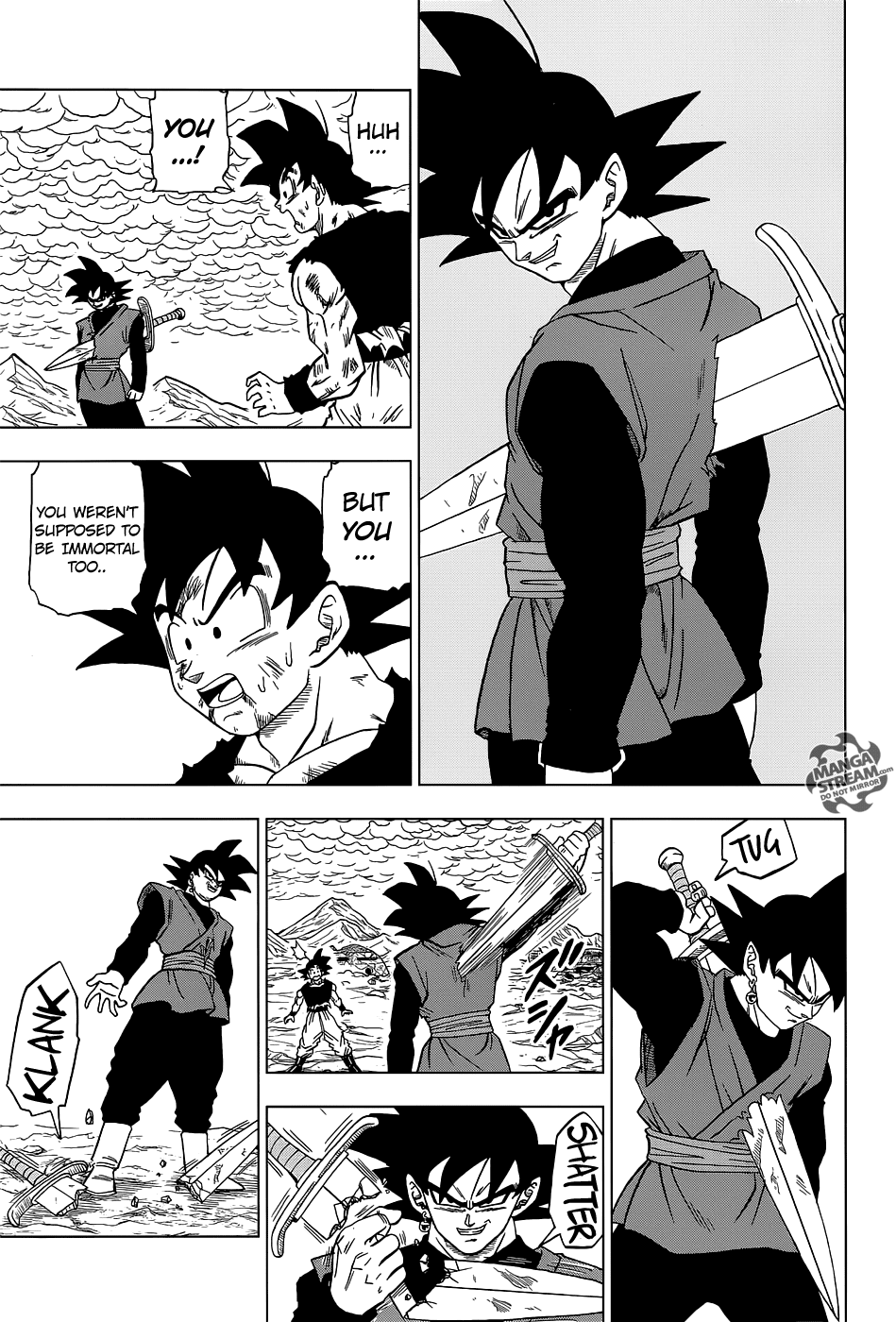Dragon Ball Super Chapter 25  Online Free Manga Read Image 34