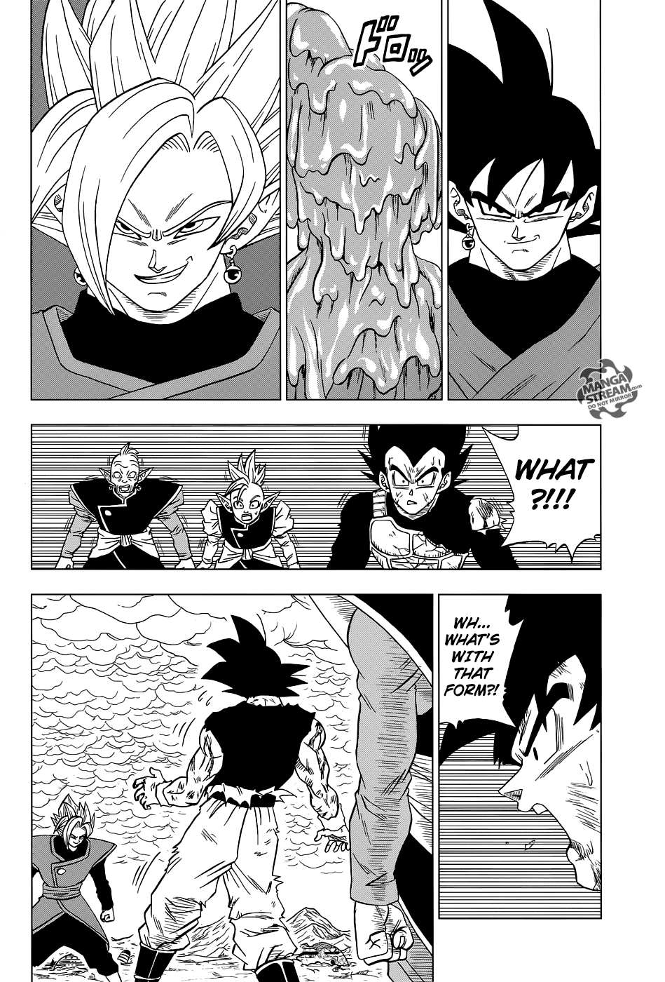 Dragon Ball Super Chapter 25  Online Free Manga Read Image 35