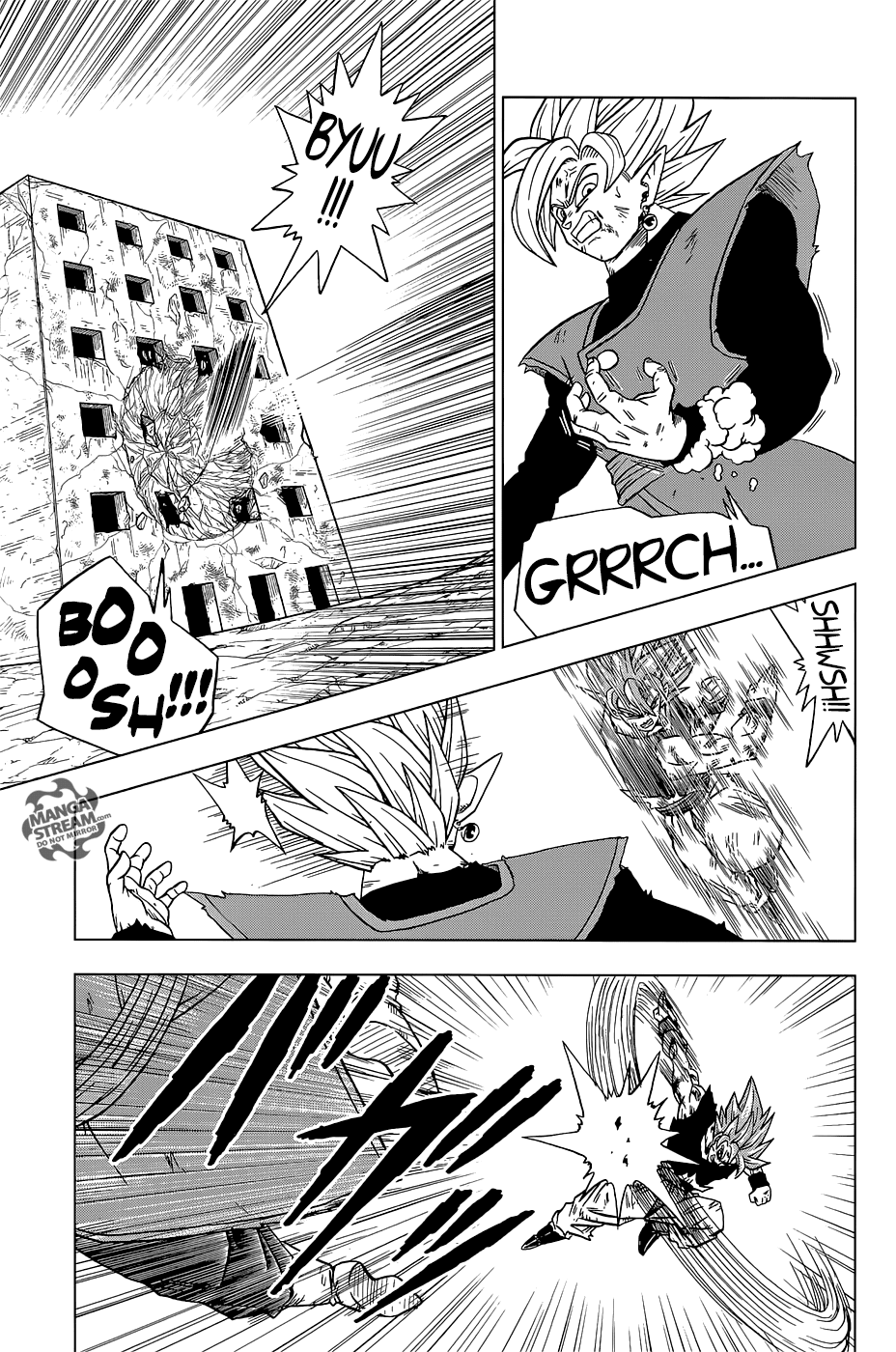 Dragon Ball Super Chapter 25  Online Free Manga Read Image 4