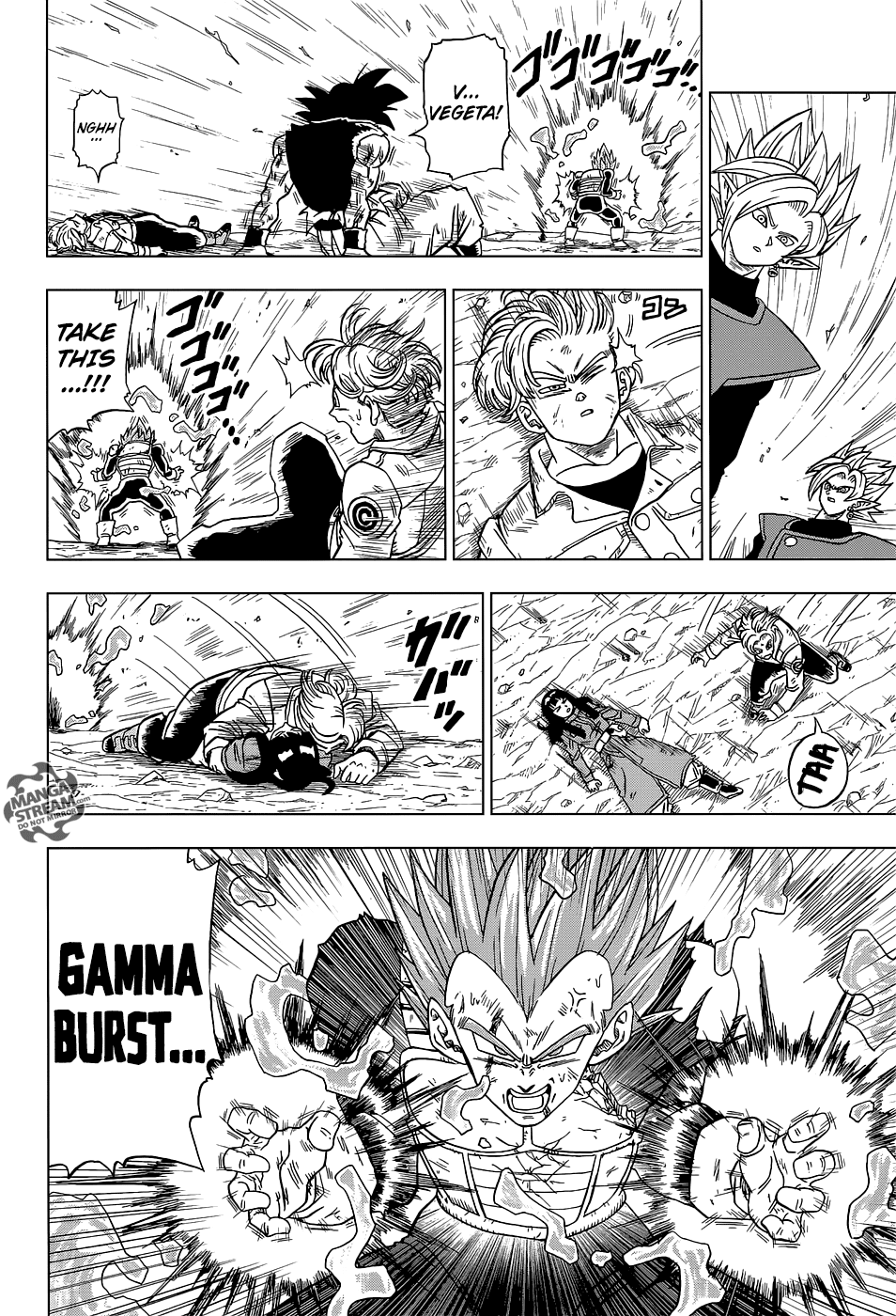 Dragon Ball Super Chapter 25  Online Free Manga Read Image 41