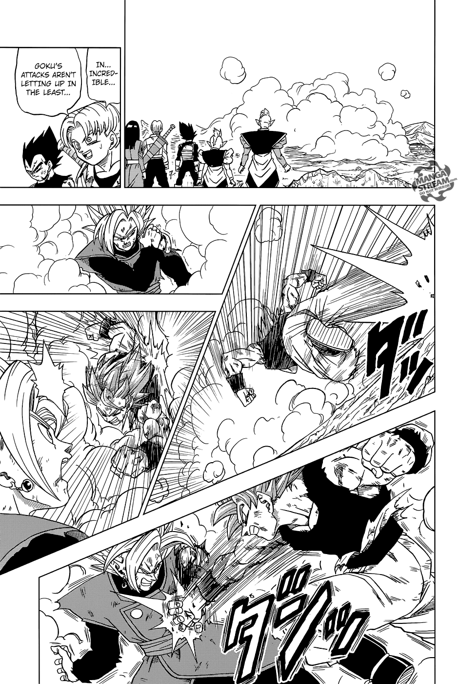 Dragon Ball Super Chapter 25  Online Free Manga Read Image 8