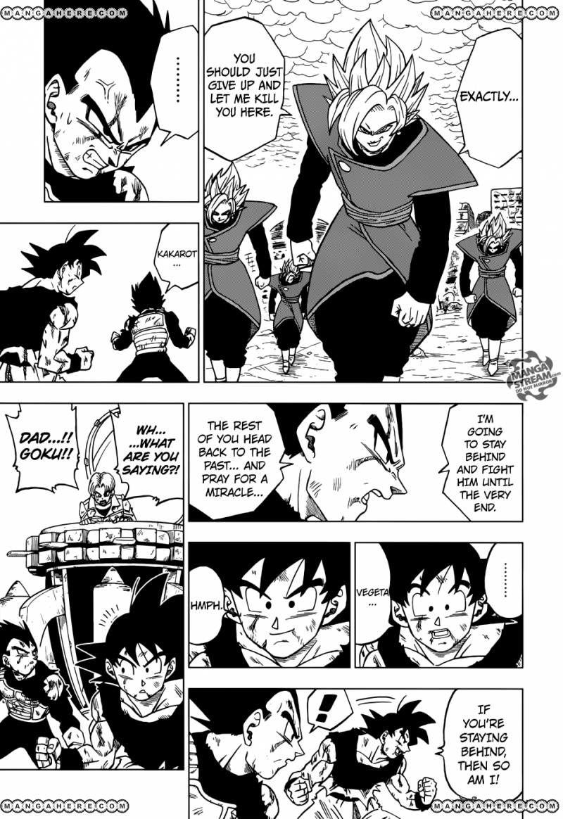 Dragon Ball Super Chapter 26  Online Free Manga Read Image 10