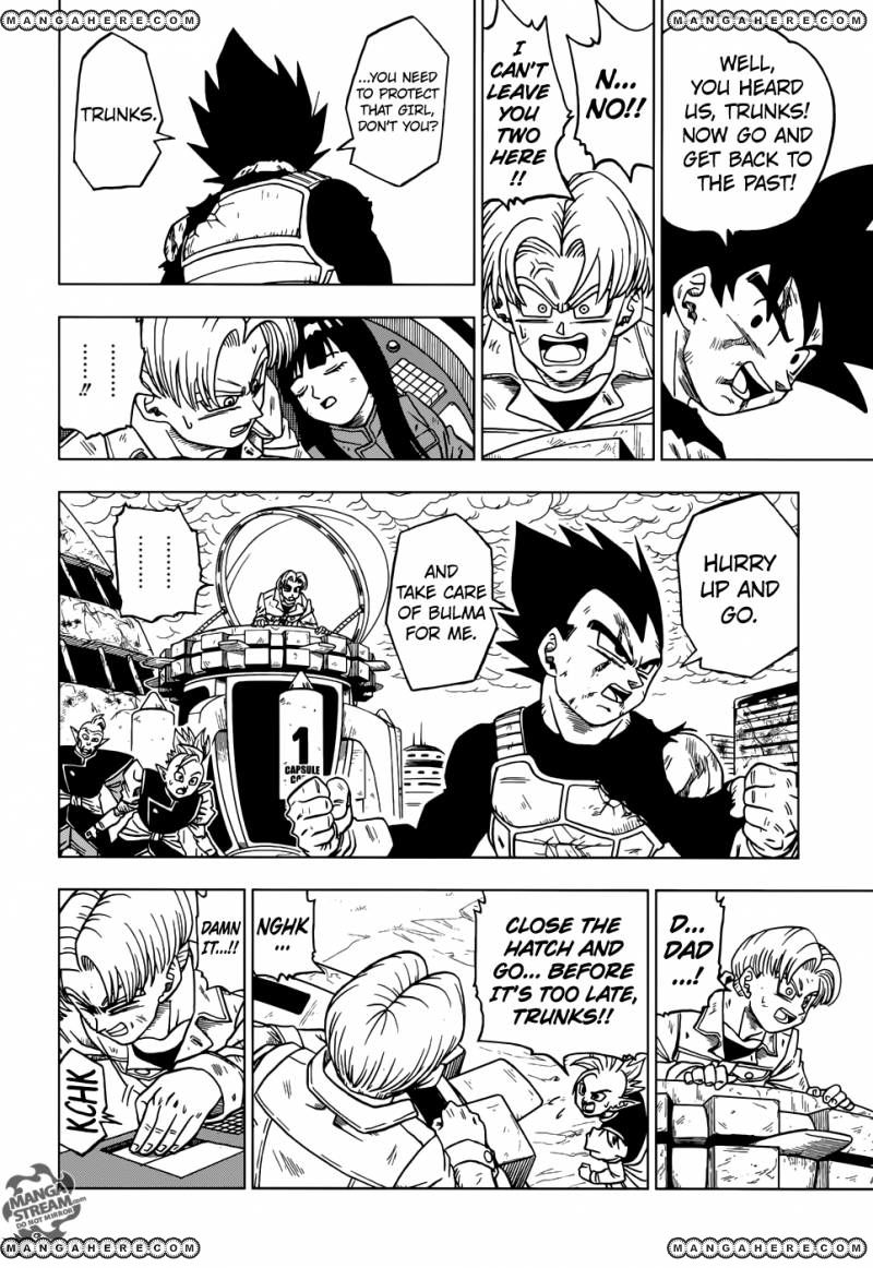 Dragon Ball Super Chapter 26  Online Free Manga Read Image 11