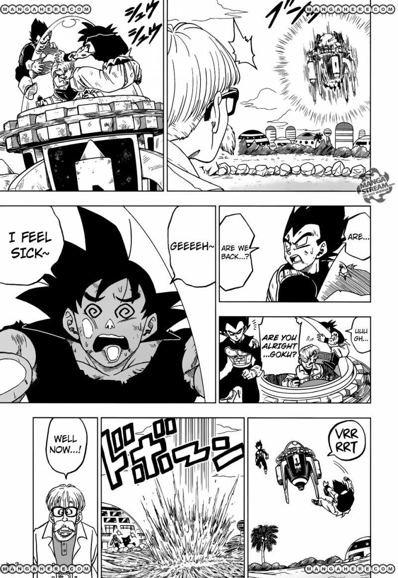 Dragon Ball Super Chapter 26  Online Free Manga Read Image 24