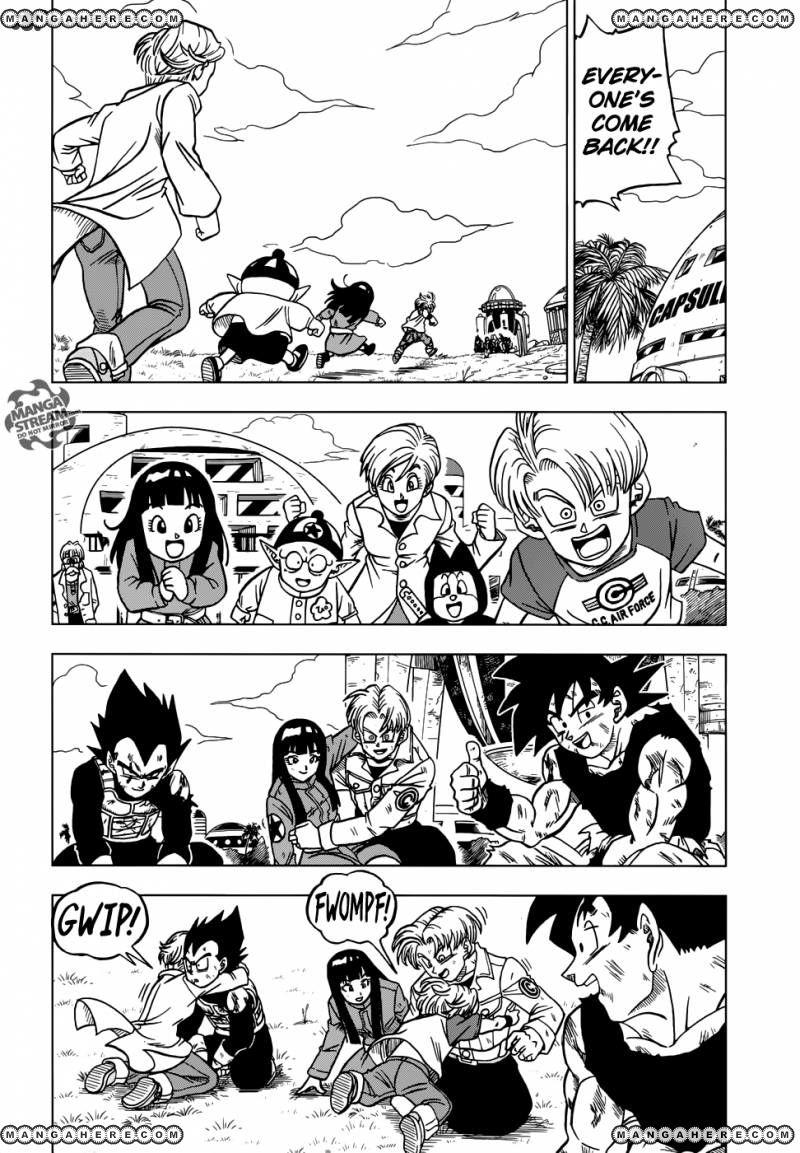 Dragon Ball Super Chapter 26  Online Free Manga Read Image 25