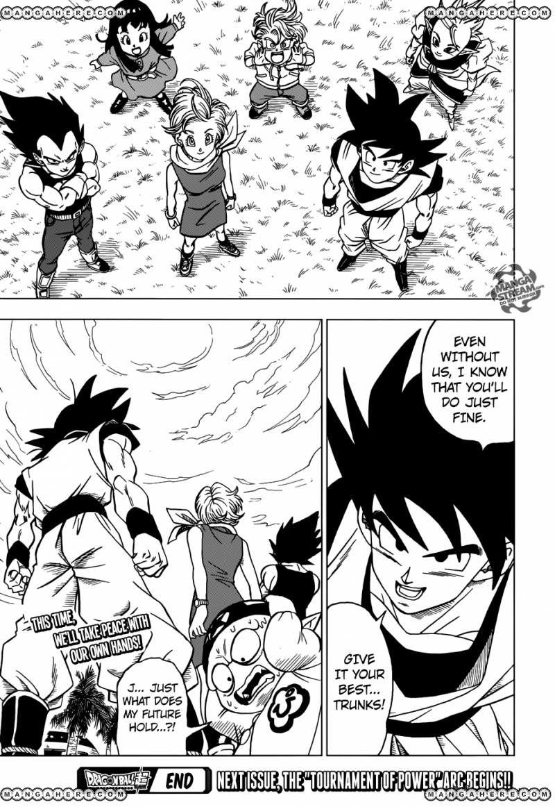 Dragon Ball Super Chapter 26  Online Free Manga Read Image 44