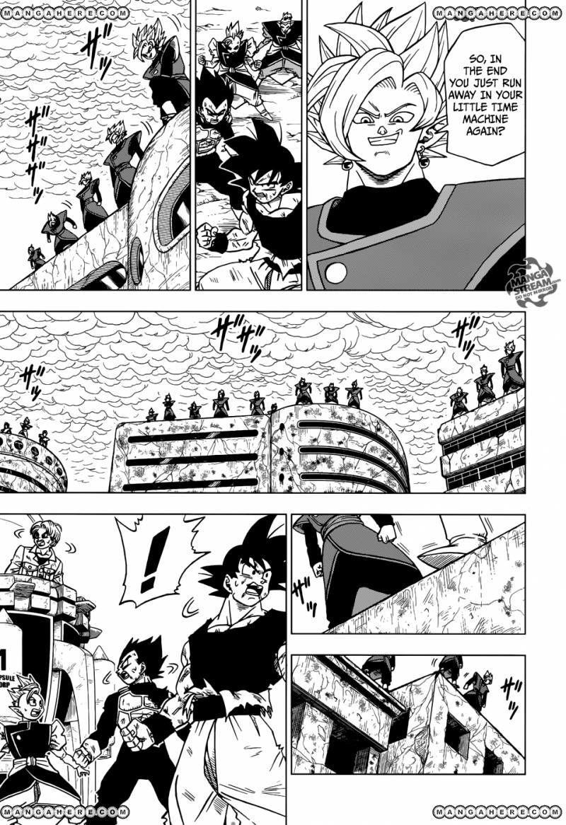 Dragon Ball Super Chapter 26  Online Free Manga Read Image 7