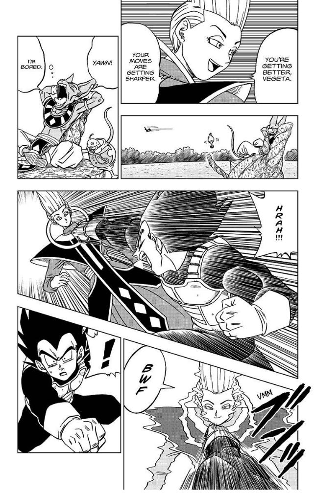 Dragon Ball Super Chapter 27  Online Free Manga Read Image 12