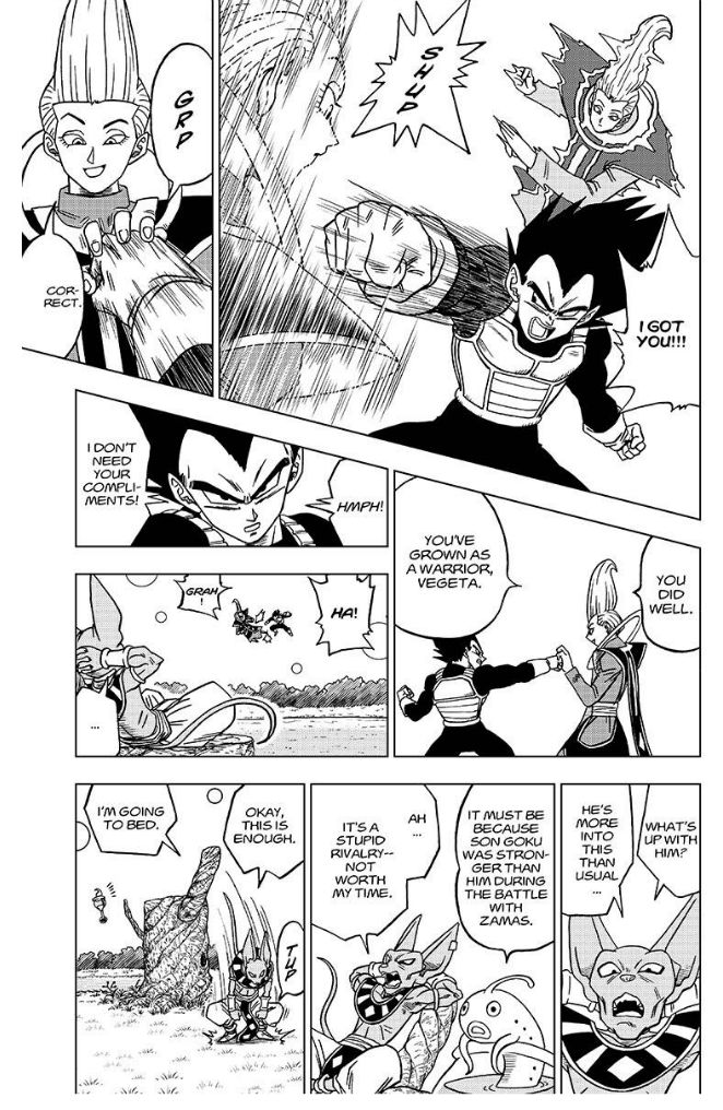 Dragon Ball Super Chapter 27  Online Free Manga Read Image 14