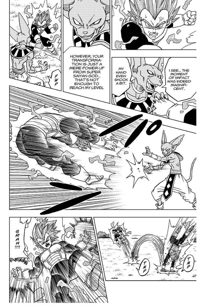 Dragon Ball Super Chapter 27  Online Free Manga Read Image 19