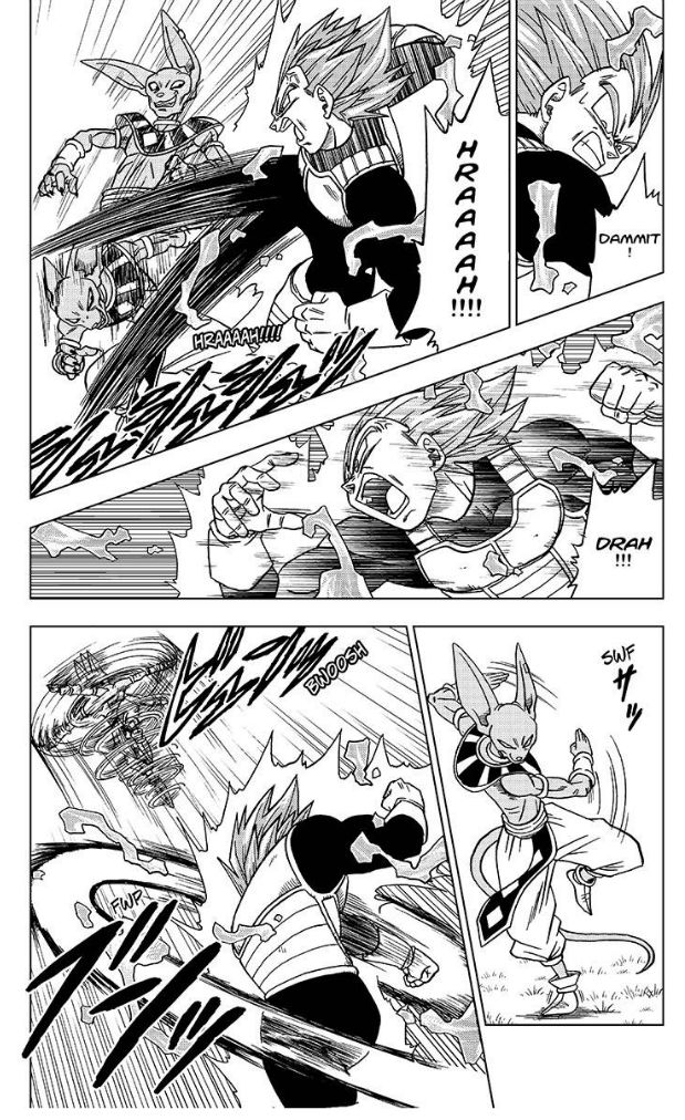 Dragon Ball Super Chapter 27  Online Free Manga Read Image 21